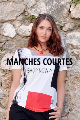 MANCHES COURTES