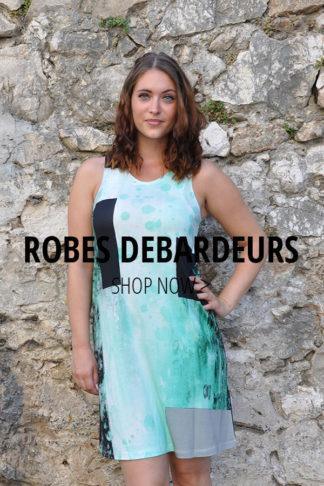 ROBES DÉBARDEURS